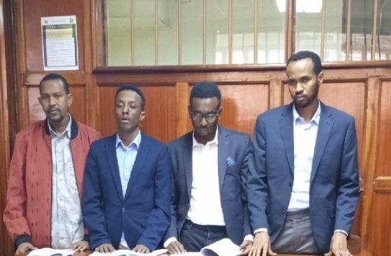 Kenya oo Maxkamad soo tagtay Aqoonyahan Bursaliid & dhalinyaro kale (Daawo)