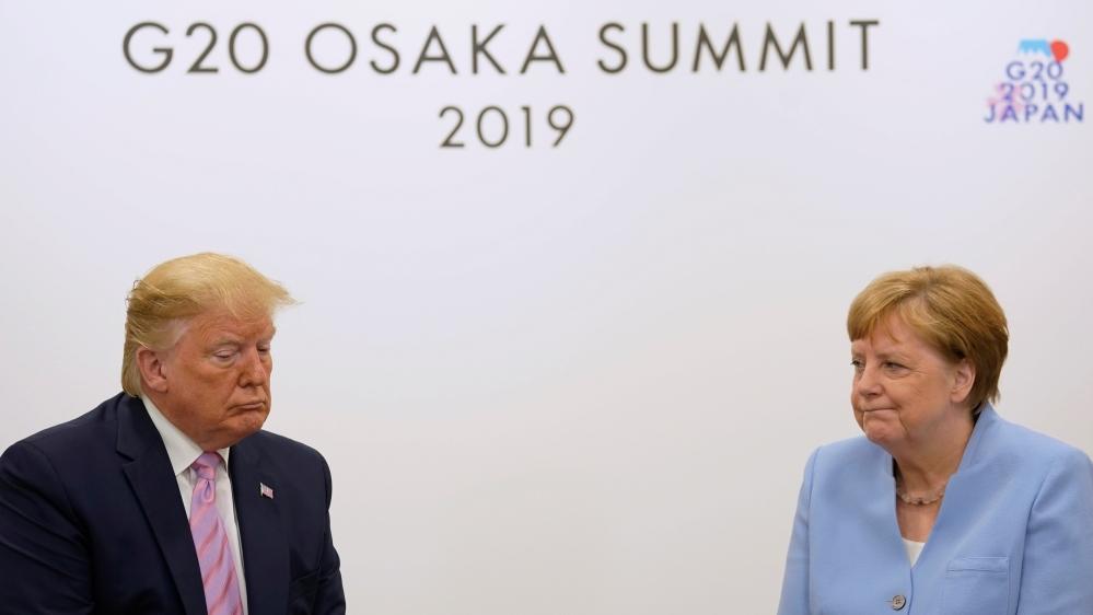 Shir madaxeedka G20 oo maalintii labaad ka socda Japan