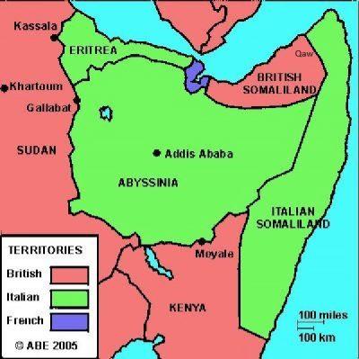 Xuduudka Somaliland sheegato