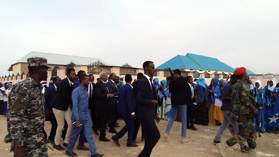 Safarkii khayre ee Cadaado & Muhiimadda khudbadiisa (Daawo)