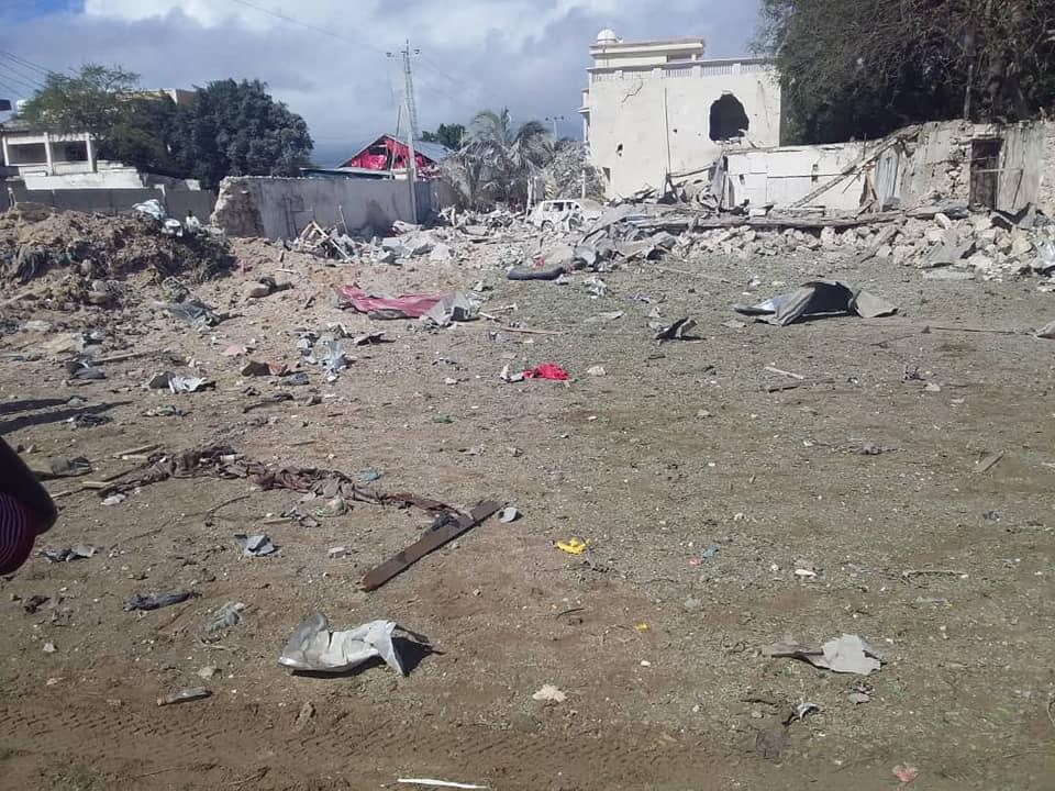 Faahfaahin: Qarax ka dhacay Muqdisho