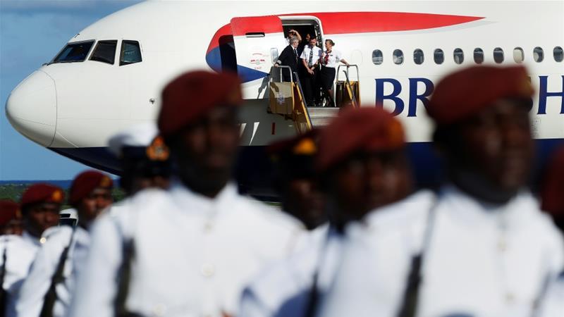 Shirkadaha British Airways iyo Lufthansa oo hakiyay duulimaadyadooda Qaahira