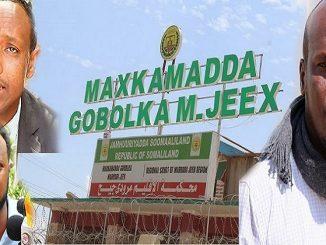 Wariye Cabdimaalik Muuse Coldoon oo lagu xukumay Saddex Sano iyo Lix bilood oo xarig ah  (daawo)