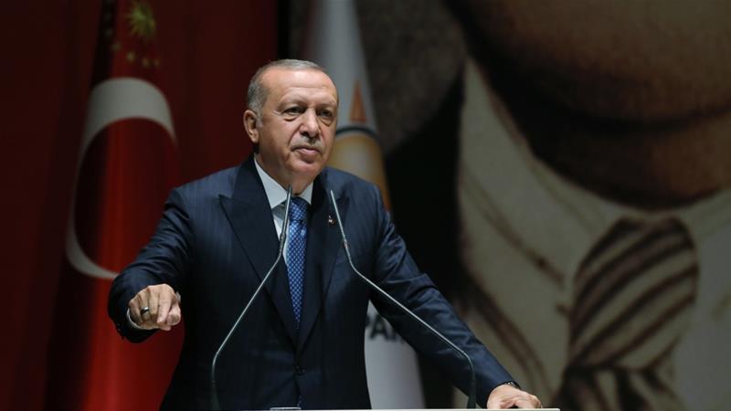 """Madaxwayne Erdogan""""Haddii Mareykanku diyaaradaha F-35 noo diido meelo kalle ayaanu aadaynaa"""""""