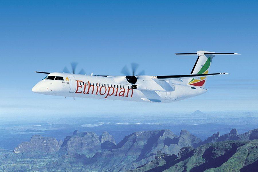 Ethiopian Airlines oo duulimaadkeedii ugu horeysay ku tagtay Garowe