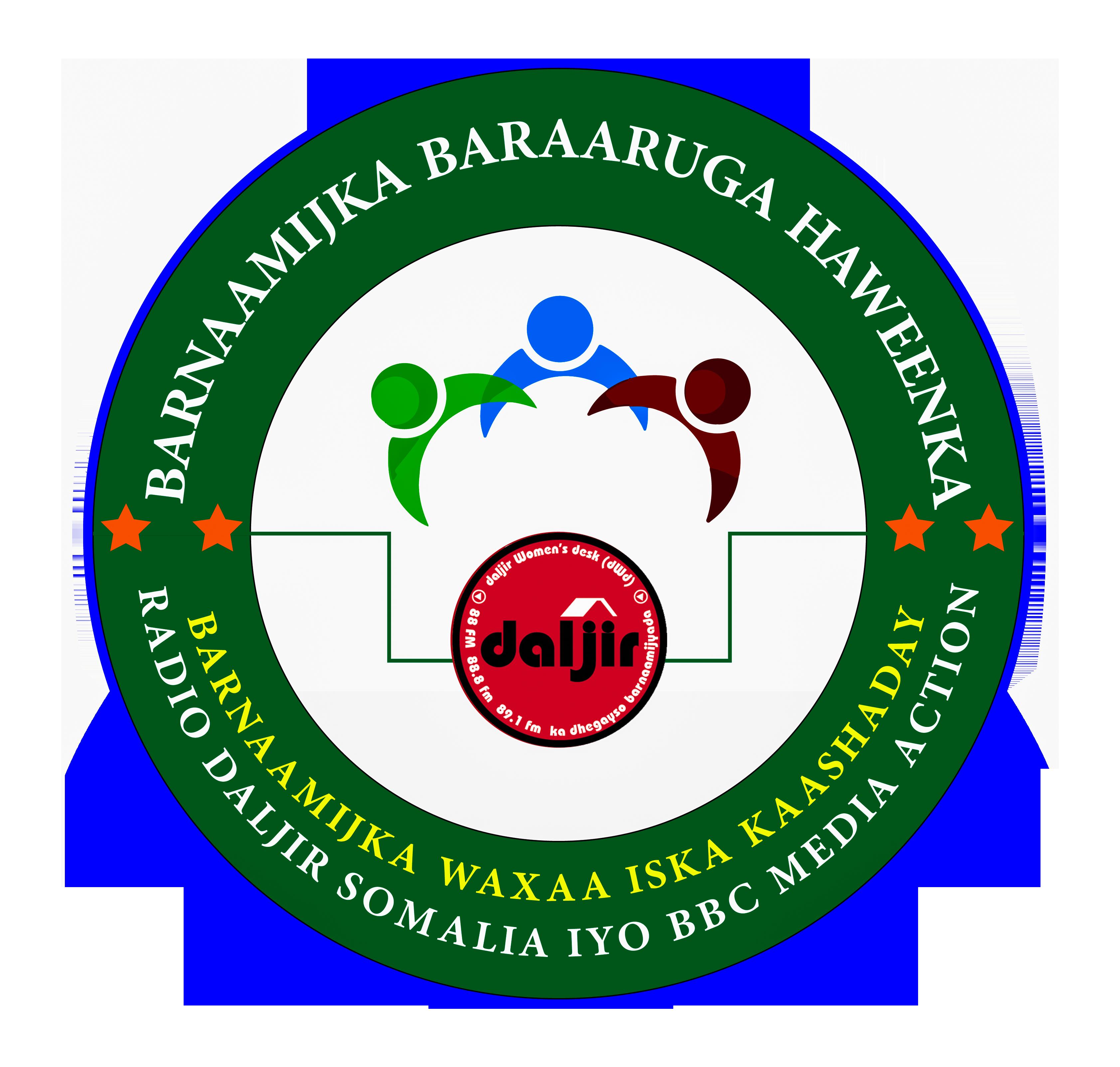 Daljir & BBCMA: Baraarugga Haweenka – Taxanaha 24aad (Xaawo Axmed iyo Maxamed Xasan Dhalo – dhegayso|daawo)