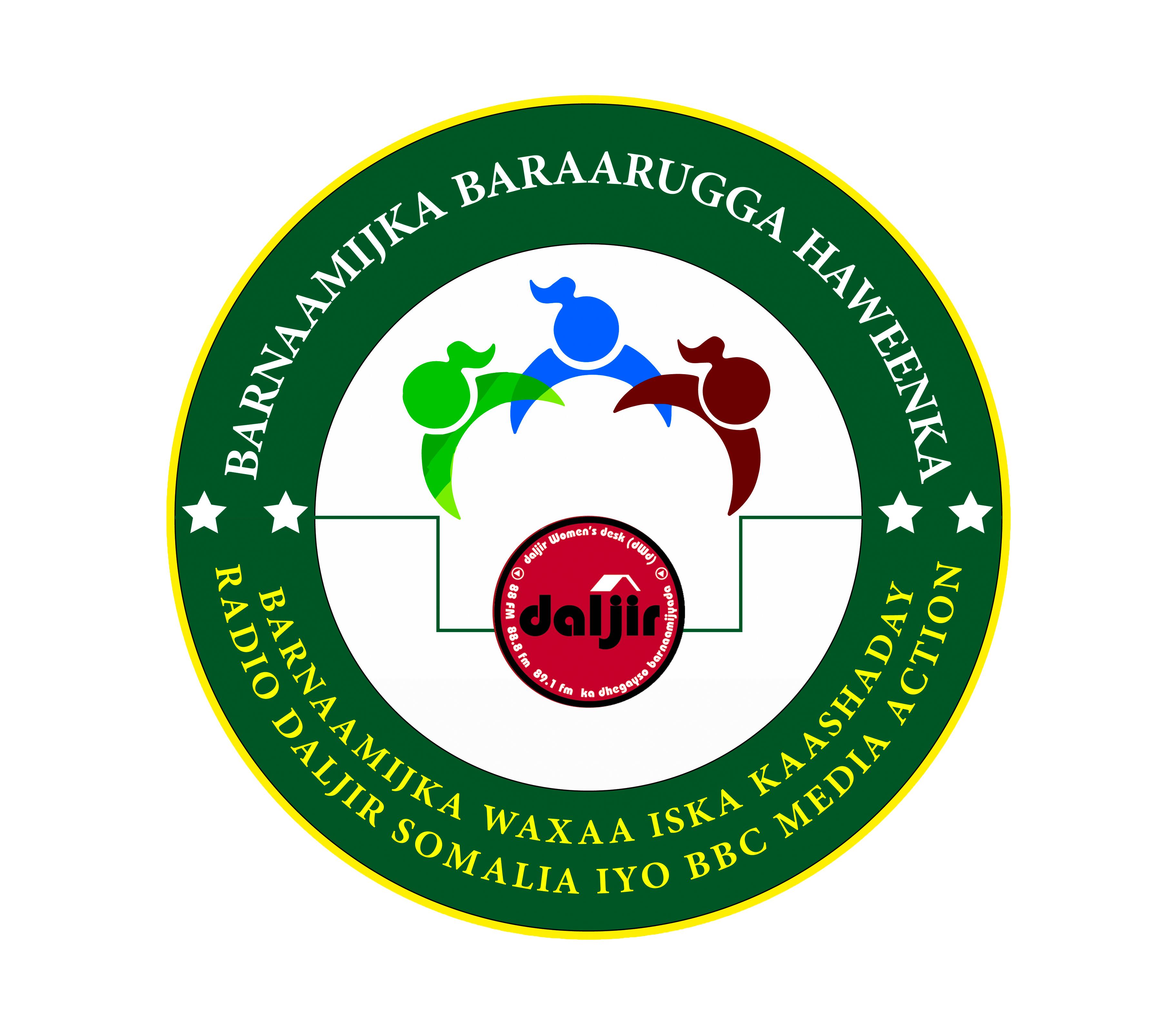 Daljir & BBCMA: Baraarugga Haweenka – Taxanaha 15aad (Xaawo Axmed iyo Maxamed Xasan Dhalo – dhegayso|daawo)