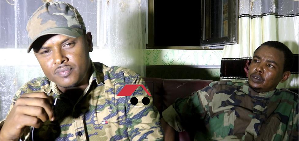 Jabhadda Col Caarre oo deegaano ka qabsatay Somaliland (Daawo)