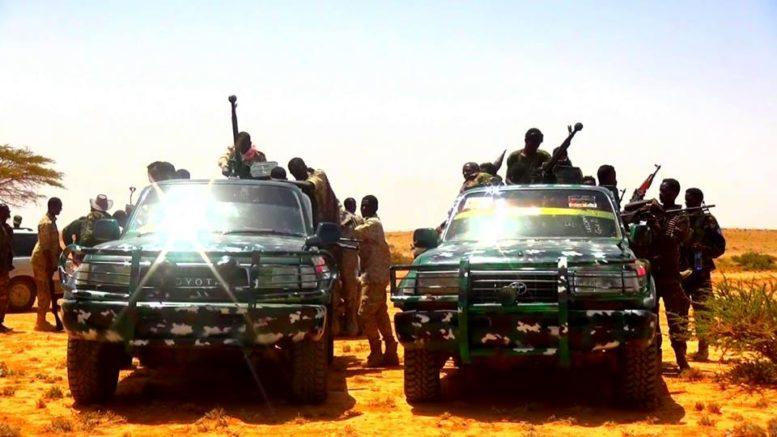Ciidamadda daraawishta PL ee gobalka Cayn oo digniin u diray maamulka somaliland (Daawo)