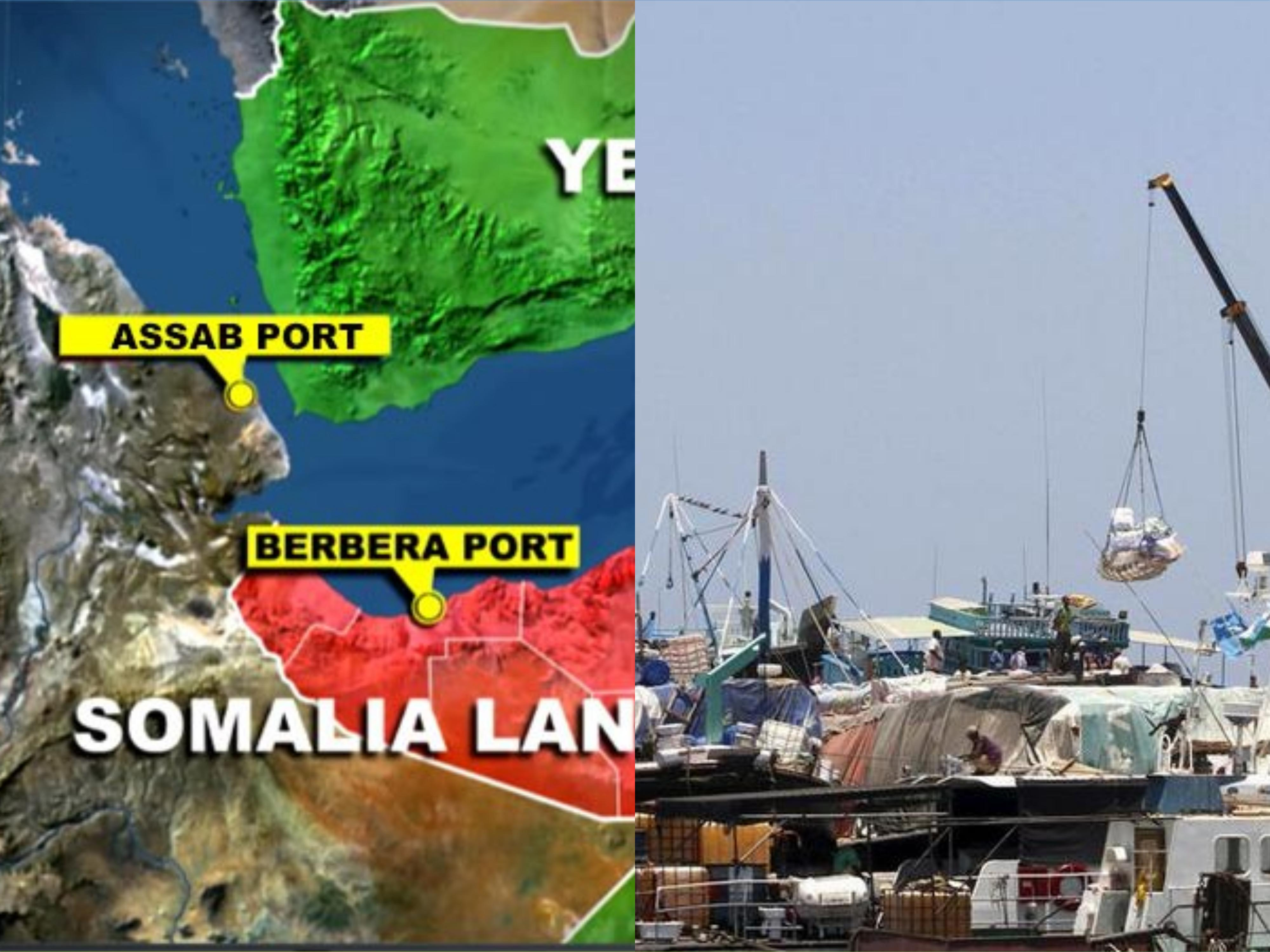MAANHADAL: Saameyn noocee ah ayay ku lahaayeen badeecadaha ka imanjiray deegaanada Soomaaliland suuqa ganacsiga Puntland (dhegayso|daawo)