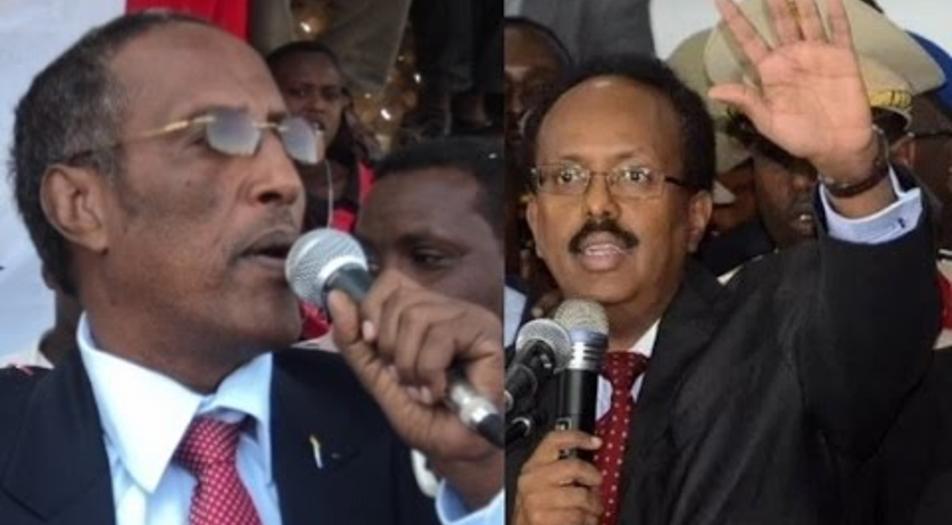 Shacabka oo ka hadlay guddiga madaxwayne Farmaajo ee wada-hadalada Somaliland (dhegayso)