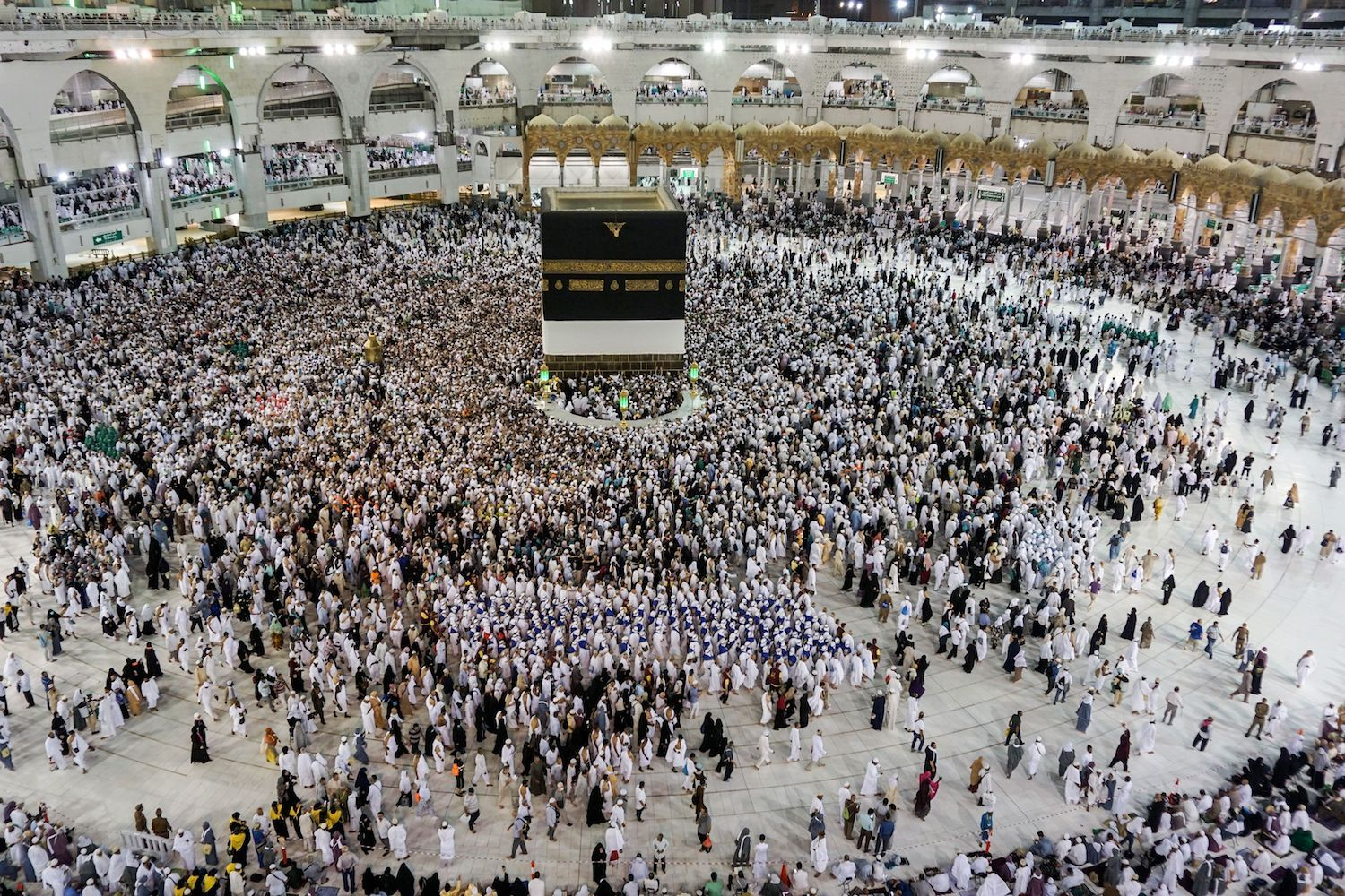 Mohammed bin Salman Is Making Muslims Boycott Mecca