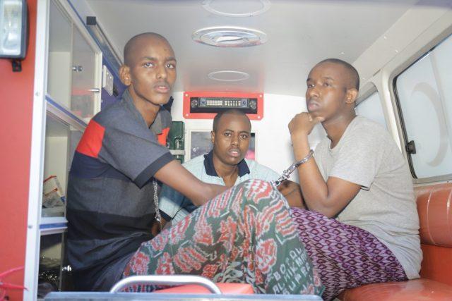 Maxkamadda Ciidamada Dowlada oo xukun dil ah ku fulisay 3 nin oo ka tirsanaa Al-Shabaab