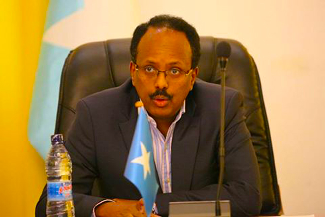President Mohamed Abdullahi Farmaajo assures support to Somali drought victims