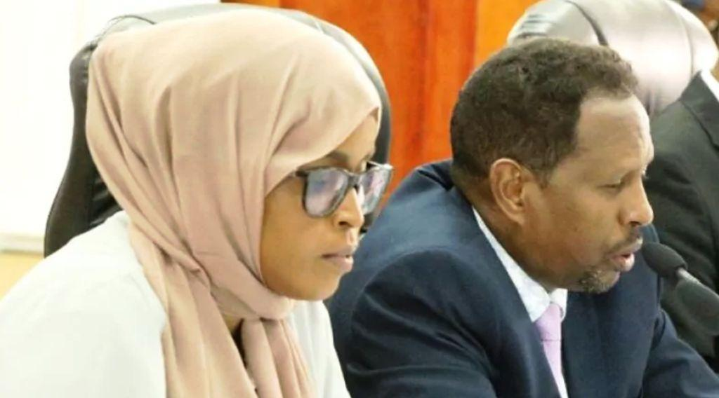 This Canadian woman was with Mogadishu's mayor hours before attack that killed him