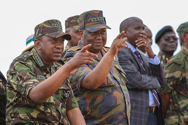 Government of Kenya Supports Jubaland JIBEC Electoral Process