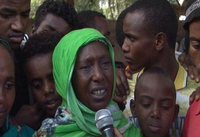 Muxuu Madaxweyne Mustafe Cagjar ka qabtay duullaanka xiriirka ah ee Oromadu  ku hayso Soomaalida Tulliguuleed iyo Qollaji ? (dhegayso)