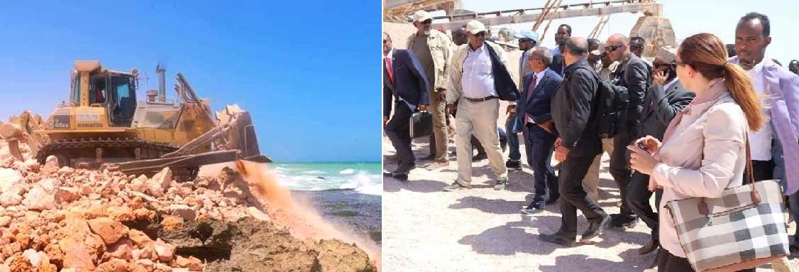 MAANHADAL: Shirkii maalgashiga Puntland iyo dismaha Dekeda Garacad (daawo)