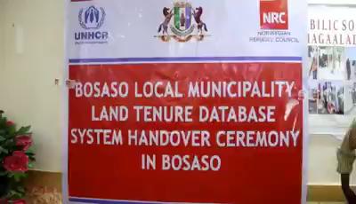 Duqa Bosaaso oo maanta  daahfurnay barnaamijka Data Base Systemka ee Laga guurayo habkii hore ee maaraynta dhulka
