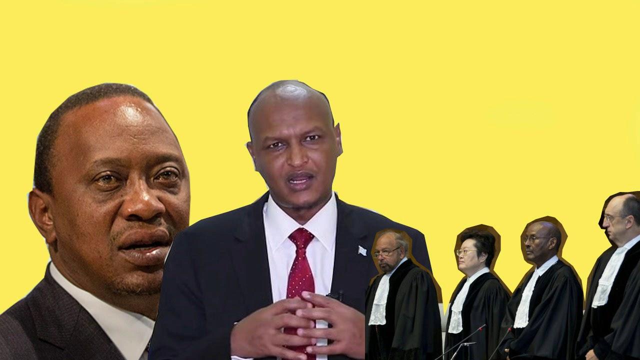 MAANHADAL: Go'aankii maxkamada ICJ  ay ka gaartay dacwada badda Soomaaliya iyo Kenya (dhegayso)