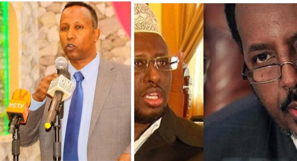 Siyaasi Qurbaawi oo ka hadlay eedeynta ay madaxdii hore u jeediyeen M Farmaajo ( dhegayso| daawo )