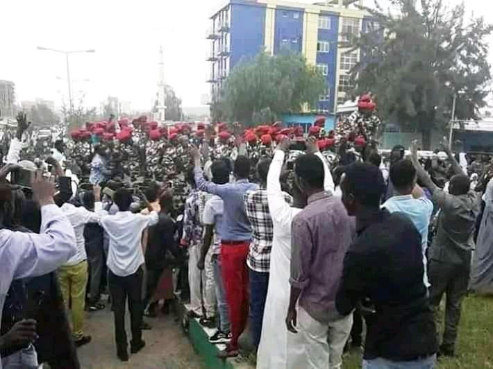 Bannaanbax balaadhan oo maanta ka dhacay caasimada DDS ee Jigjiga