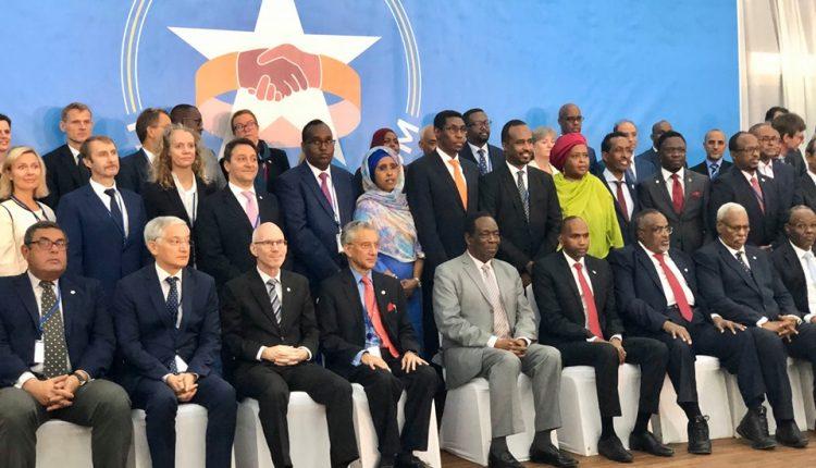Somalia Partnership Forum COMMUNIQUE