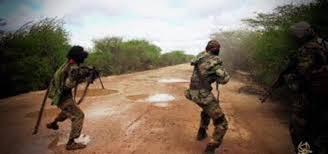 Al-Shabaab oo weerar qaraxyo ku bilowday ku qaaday saldhiga ciidamada Itoobiya ee gobolka Hiiraan