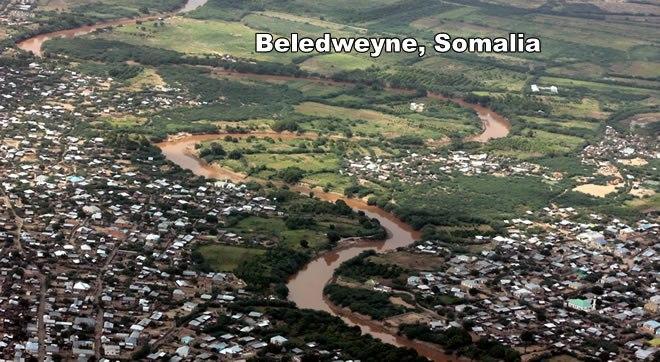 Gurmadkii bulshada gobolka Mudug ee Beledweyne oo la qaybiyay (dhegayso)