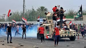 Dibad baxayaasha Ciraaq oo qabsaday dekeda Basra