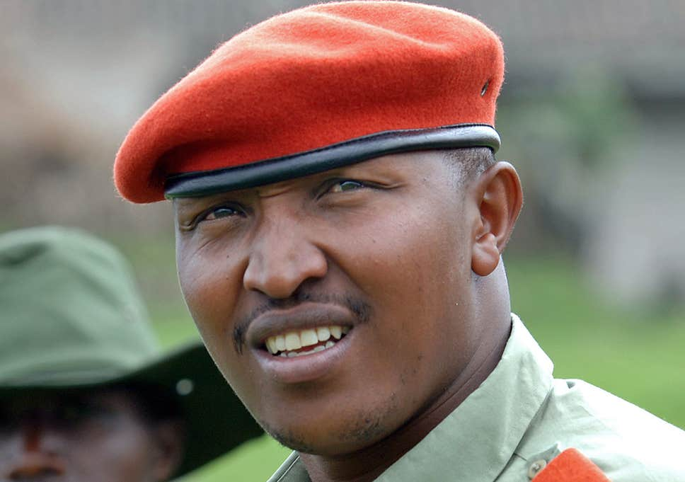 Maxkamadda ICC oo dambiyo ku heshay Bosco Ntaganda