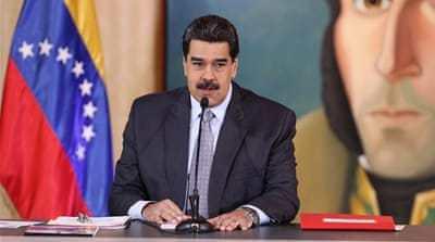 Madaxweyne Maduro oo xayiraad lagu soo rogay