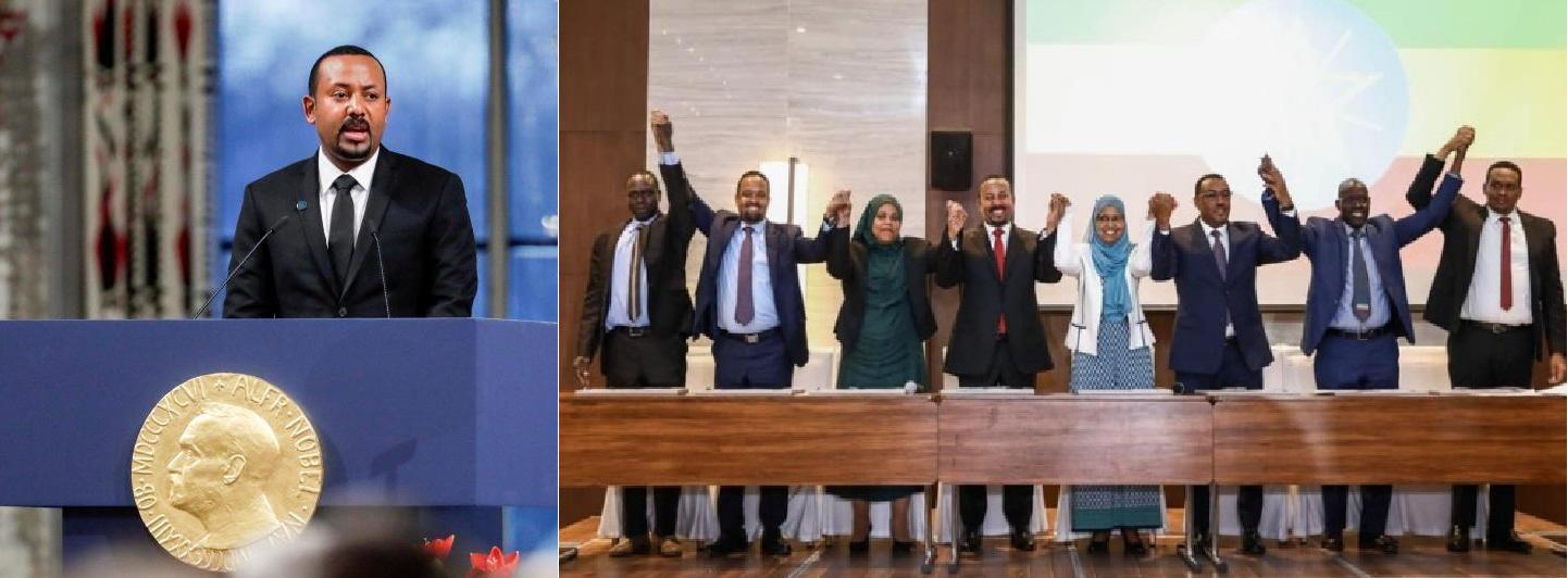 Ethiopia's Prosperity Party: A Revolutionary Necessity