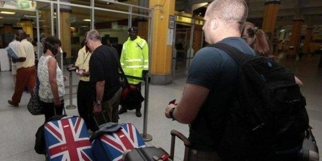 Muwaadiniinta Britain oo looga digay in ay u safraan qeybo ka mid ah Kenya (daawo)