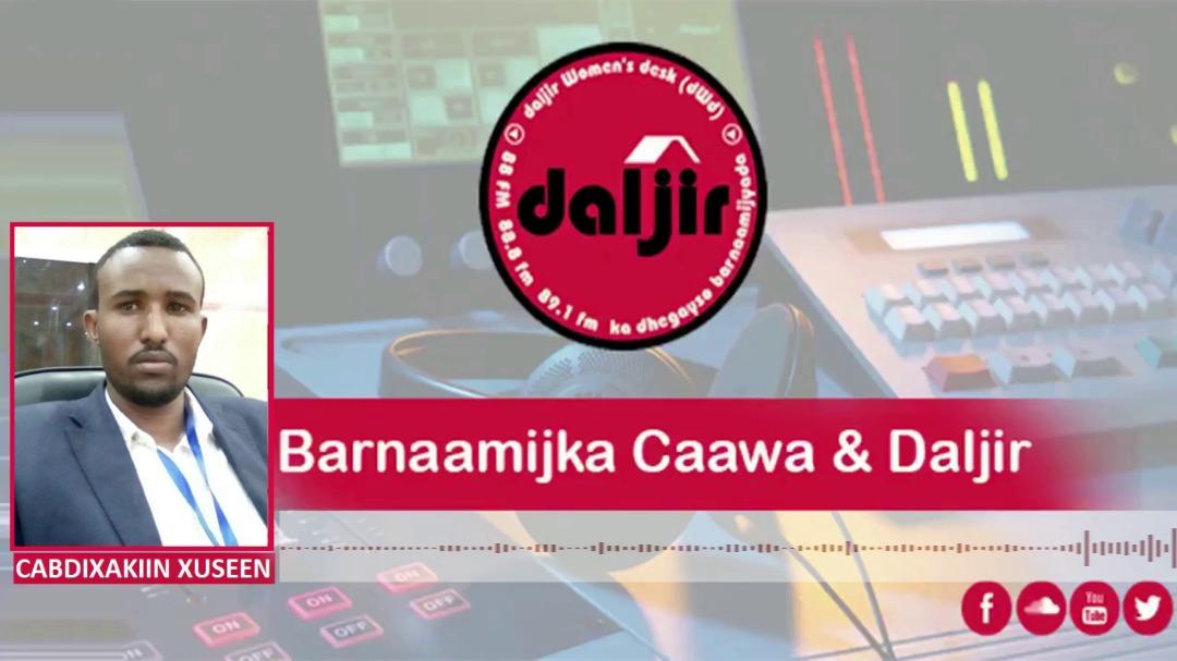 Caawa & Daljir iyo c.xakiin Xuseen Xasan, Daljir Garoowe (dhegayso)