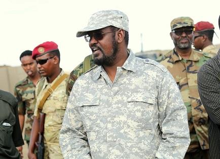 Afmadow: Muxuu ka dhiganyahay ciidan-la-wareegga fashilmay ee DFS? (dhegayso wareysi xildhibaan hore Cabdibarre Jibriil)