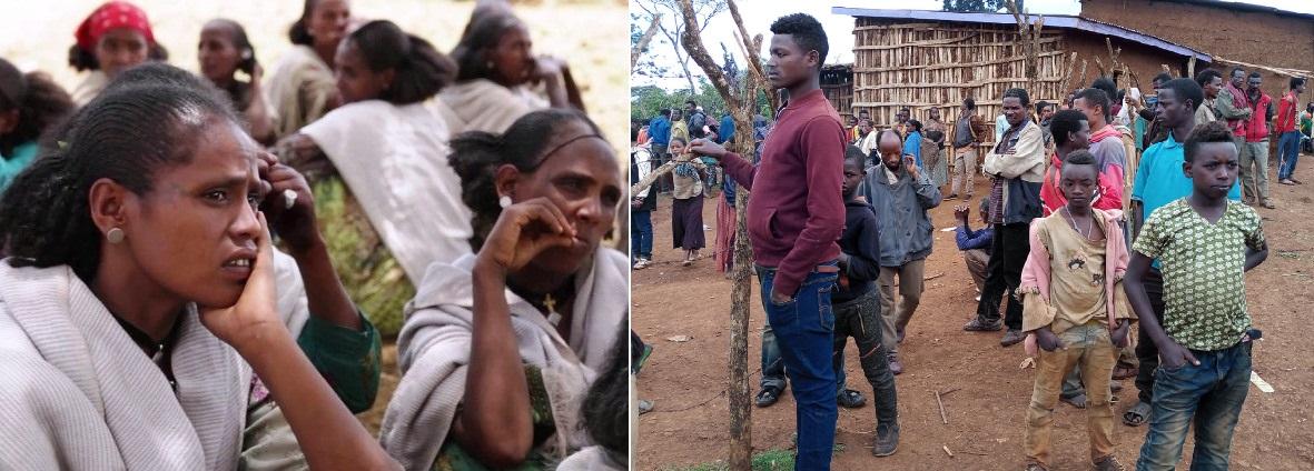 Warbixin UN OCHA & xaalka Itoobiya | OCHA: Ethiopia Humanitarian Access Situation Report