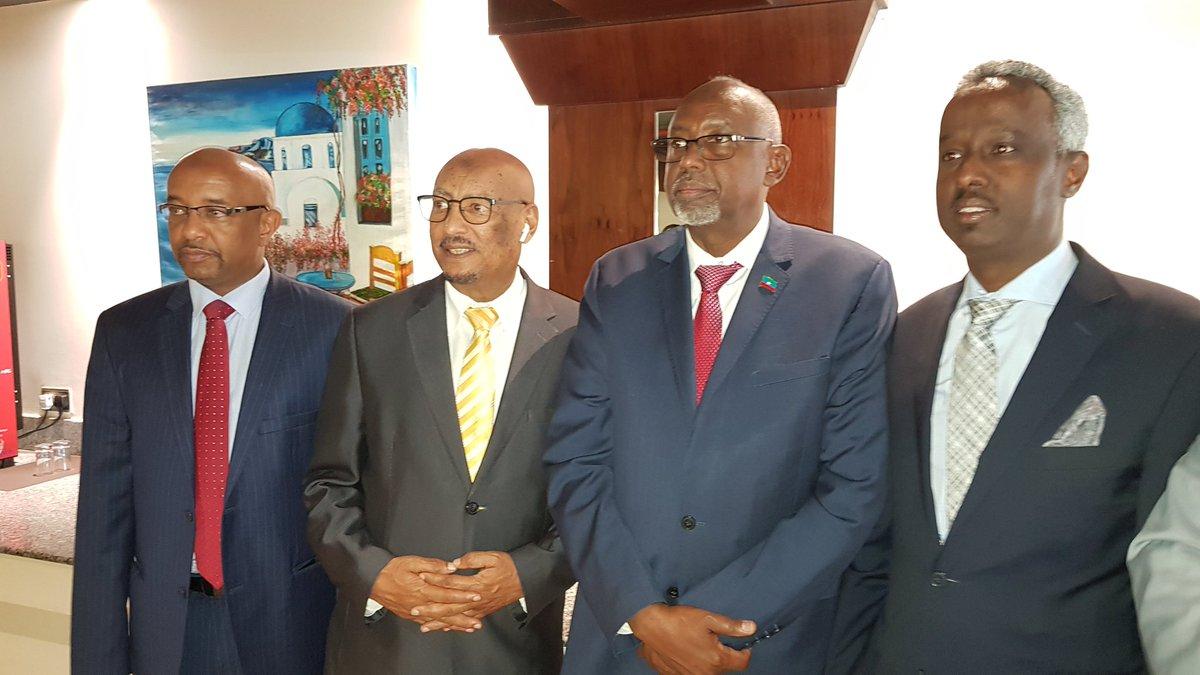 An Ogadeni feud and Somali folktale