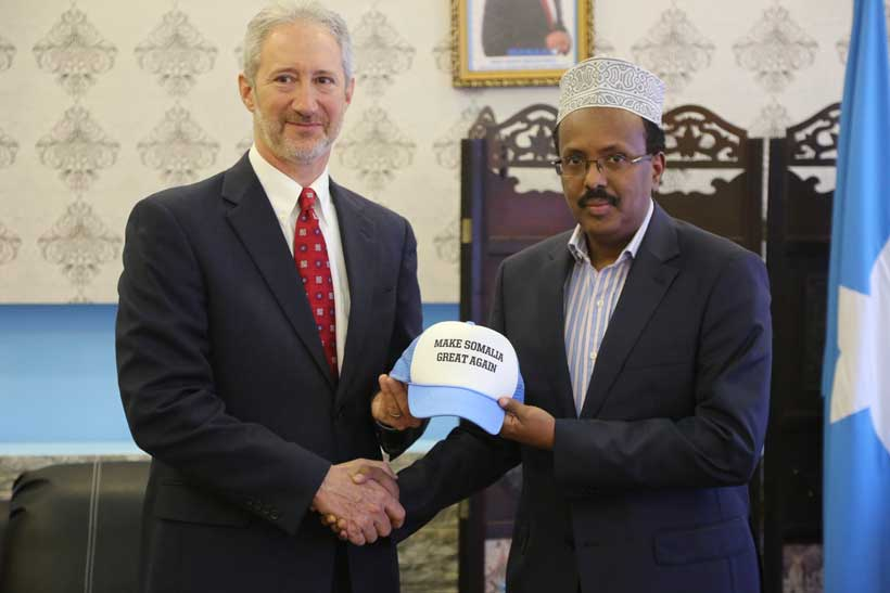Abukar Arman: How Somalia Was Made 'Great Again'