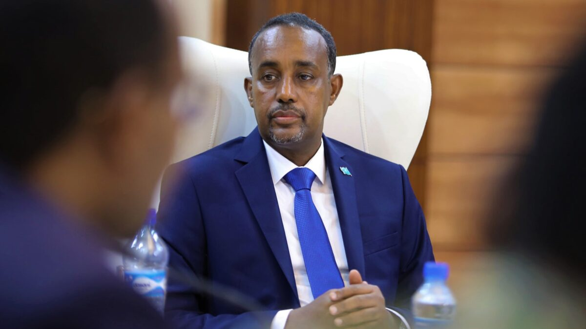 Prime Minister Roble's Statement on the Current Situation in Somalia