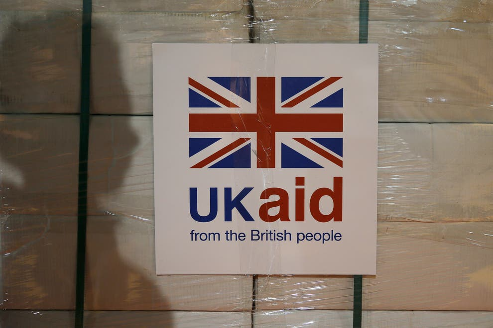 UK 'plans to cut aid to war-torn countries by two thirds'