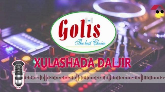 Xulashada Daljir & Cabdiraxmaan Waabari, Daljir Garowe (dhegayso)