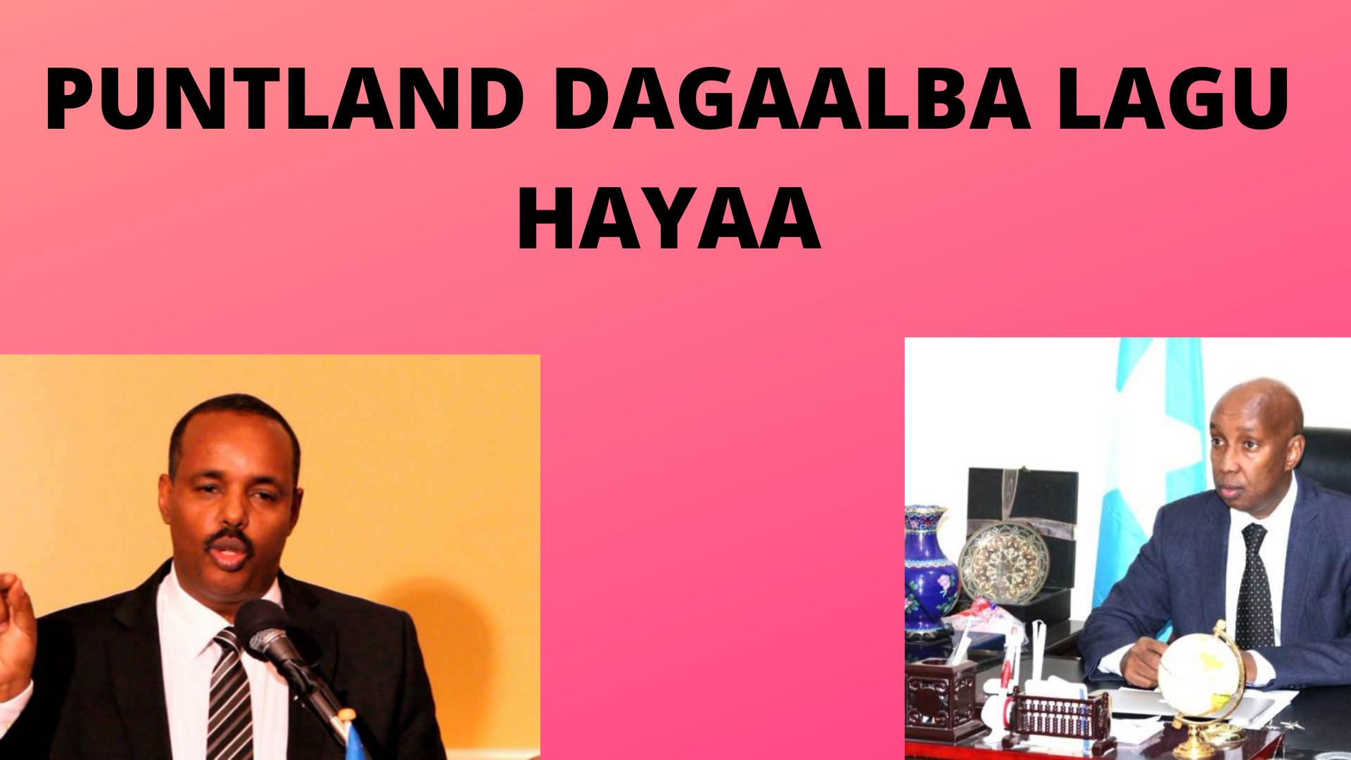 """CABDIBARRE JABRIIL: """"HORMARKA DEKADDA GARACAD DADBA DOONAYA INAY KA HORYIMADAAN.""""(Daawo)"""