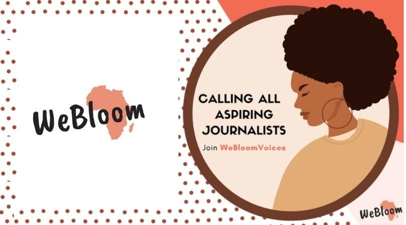 FURSADAHA: WeBloom's initiative for Journalists in Africa