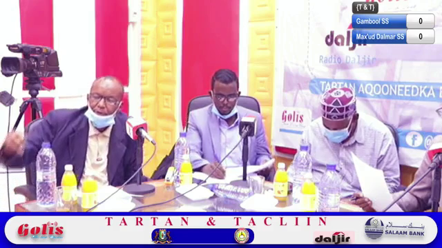 Tartan & Tacliin: Warbixintii 8aad, Dugsiyadii Tartamay iyo cida ay guusha raacday (daawo)