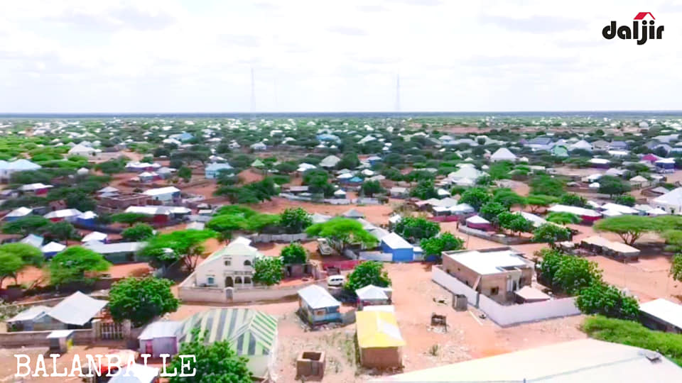 Balanballe: Galmudug, Soomaaliya (Sawirro)