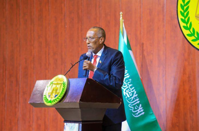 """Madaxweynaha Somaliland:"""" Dowladda Soomaaliya cunaqabateyn dhaqaale ayay na saartay"""""""