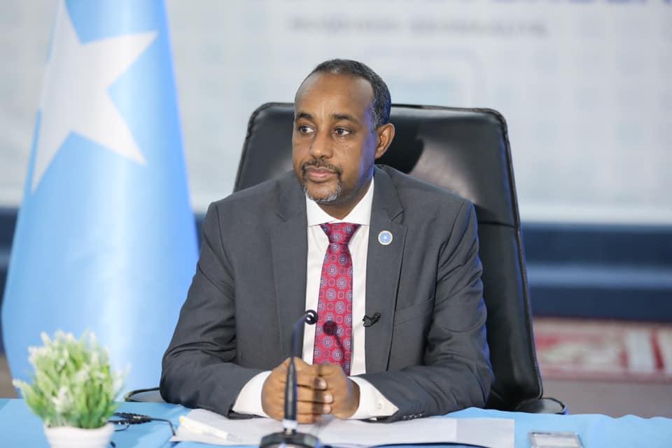 """Ra'iisul Wasaare Rooble: """"Waxaa ku baaqayaa  in loo midoobo la-dagaalanka Al-Shabaab"""""""