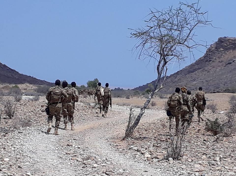 FAAHFAAHIN: Dagaalka Al-shabaab iyo Ciidamada (PSF) ee gobolka Bari (daawo)