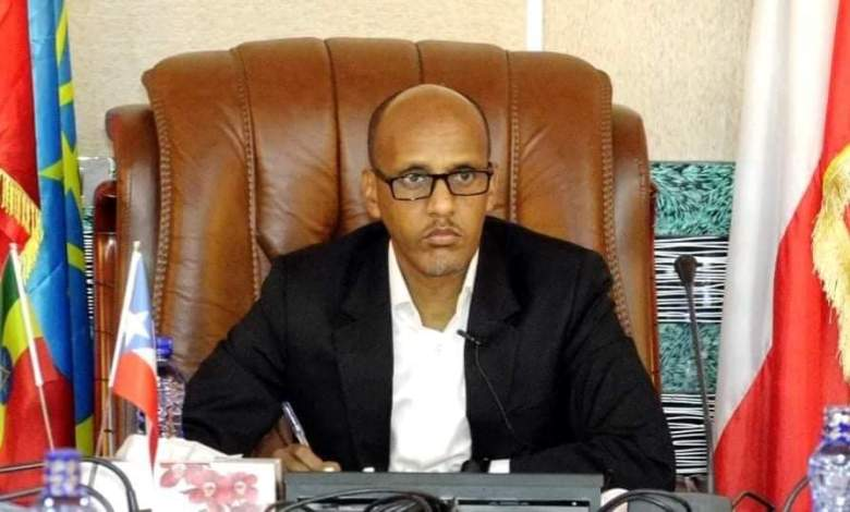 """Mustafe Cagjar: """"Marnaba uma dulqaadan doonno shakhsiyaadka u gacan-haadinaya TPLF"""""""